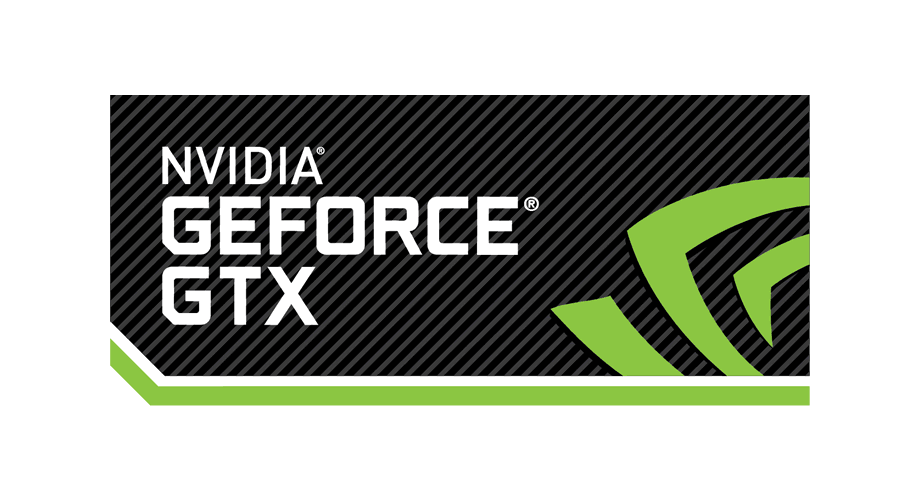 Nvidia GeForce GTX Logo Download.