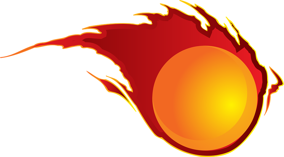 Free vector graphic: Burn, Fire, Fireball, Heat, Hot.
