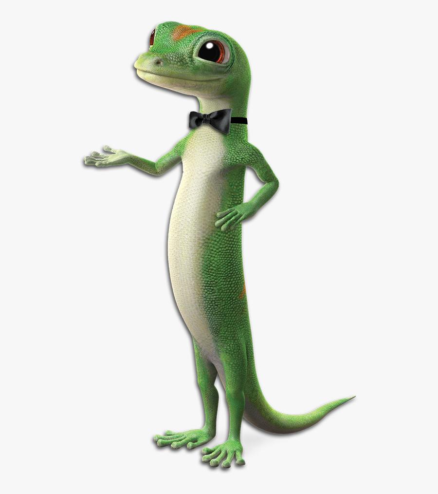 Transparent Geico Lizard Png.