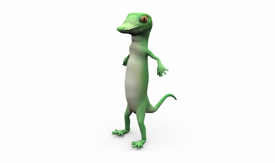 Geico Gecko Png.