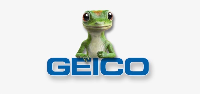 Transparent Gecko Car Insurance.