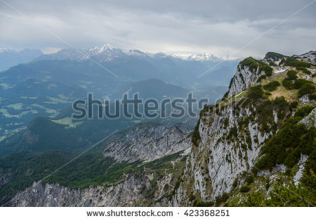 Untersberg Stock Photos, Royalty.