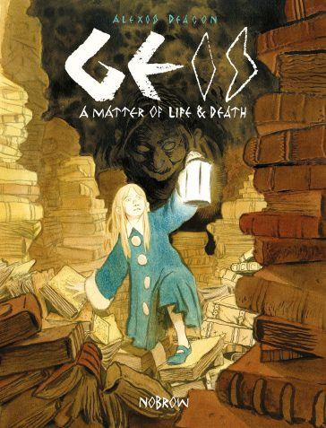 Graphic Novel Resources: October 2016.