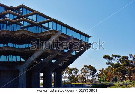 University Of California San Diego Stock Photos, Royalty.