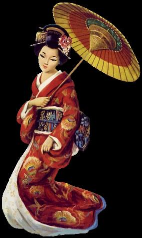 Download Geisha Png Clipart HQ PNG Image.