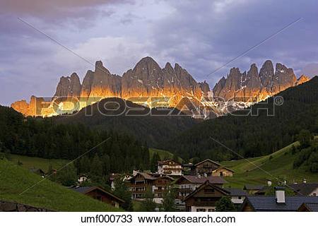 Stock Photo of Italy, Trentino.