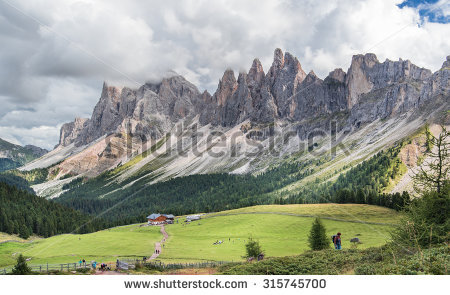 Rifugio Brogles Stock Photos, Royalty.