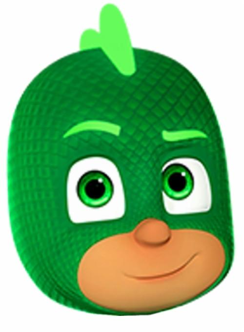 Gekko Pj Mask Face (#2378099).