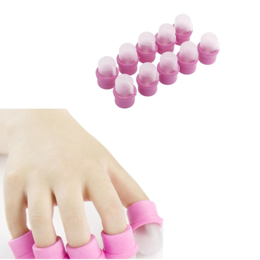 Popular Nails Clip Art.