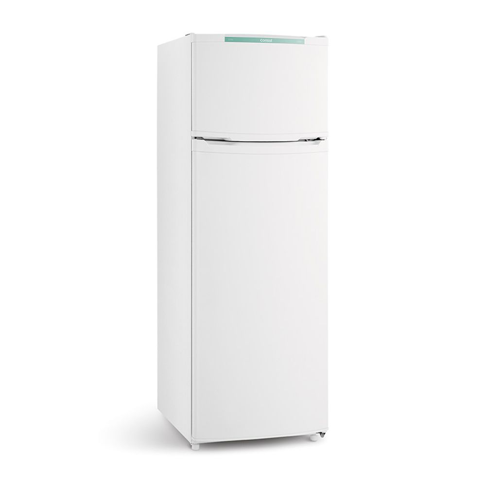 Geladeira Consul Cycle Defrost Duplex 334 litros Branca com Freezer  Supercapacidade.