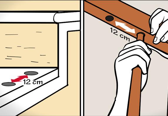 Treppengeländer selber bauen.