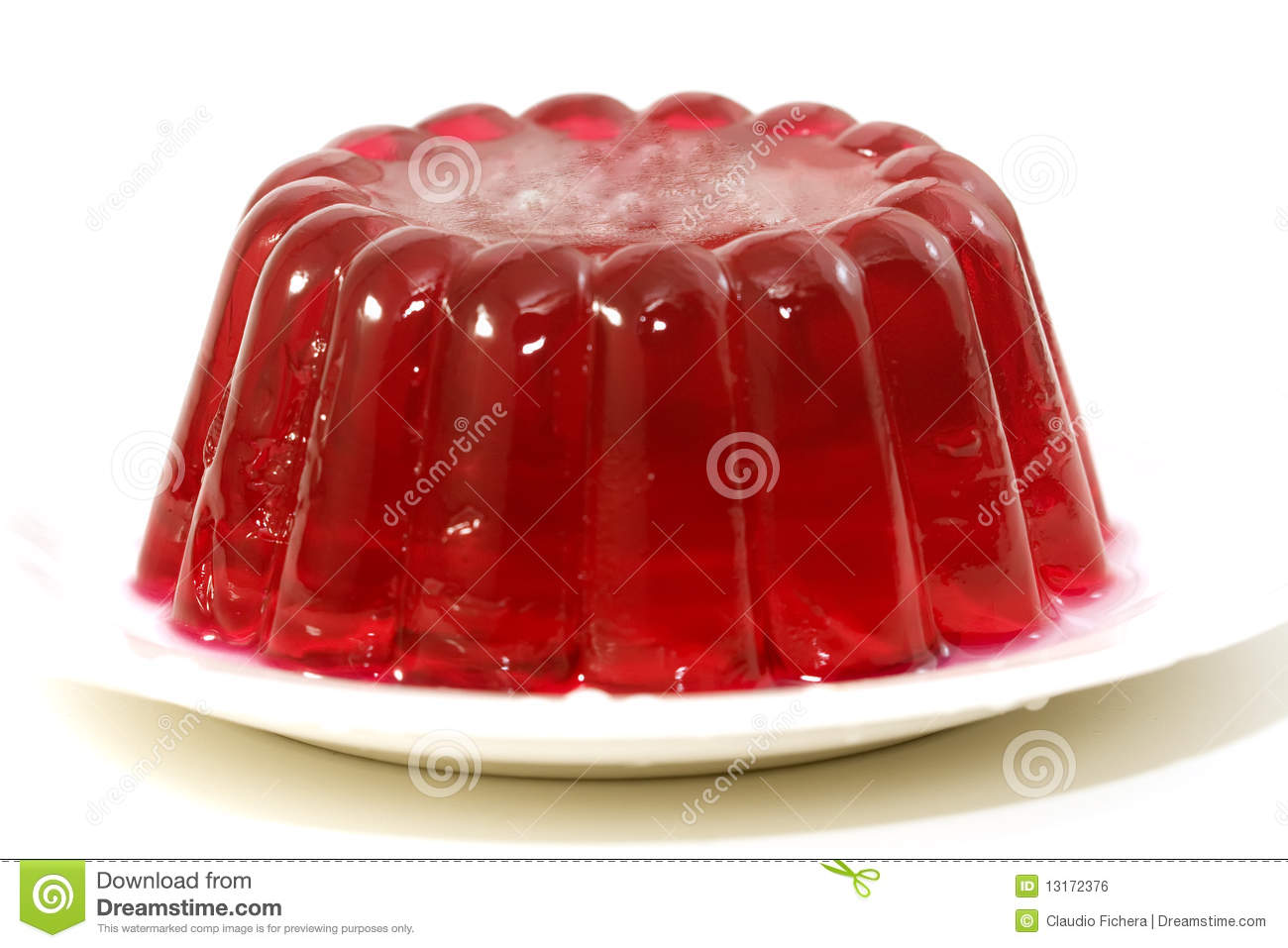 Gelatine Royalty Free Stock Image.