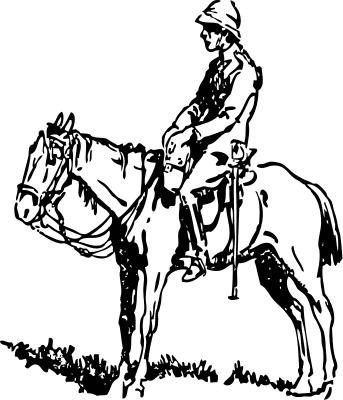 Free Gelding Clipart, 1 page of Public Domain Clip Art.