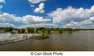 "Picture of Aqua park ""the Gold Bay"", Gelendzhik, Russia."