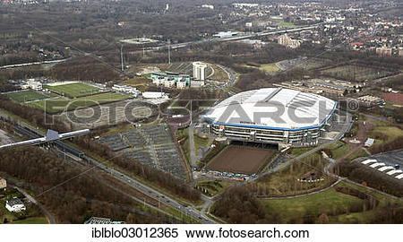 "Stock Image of ""Veltins Arena, Gelsenkirchen, Ruhr area, North."