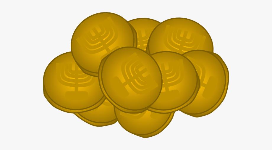 Hanukkah Gelt, Chocolate Coins.