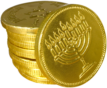 1242 Hanukkah free clipart.