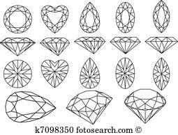 Gem Clip Art Royalty Free. 14,885 gem clipart vector EPS.