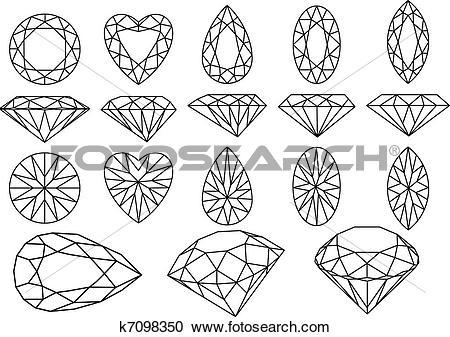 Gem Clip Art Royalty Free. 15,204 gem clipart vector EPS.