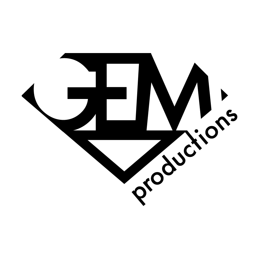 GEM Productions Logo on Behance.