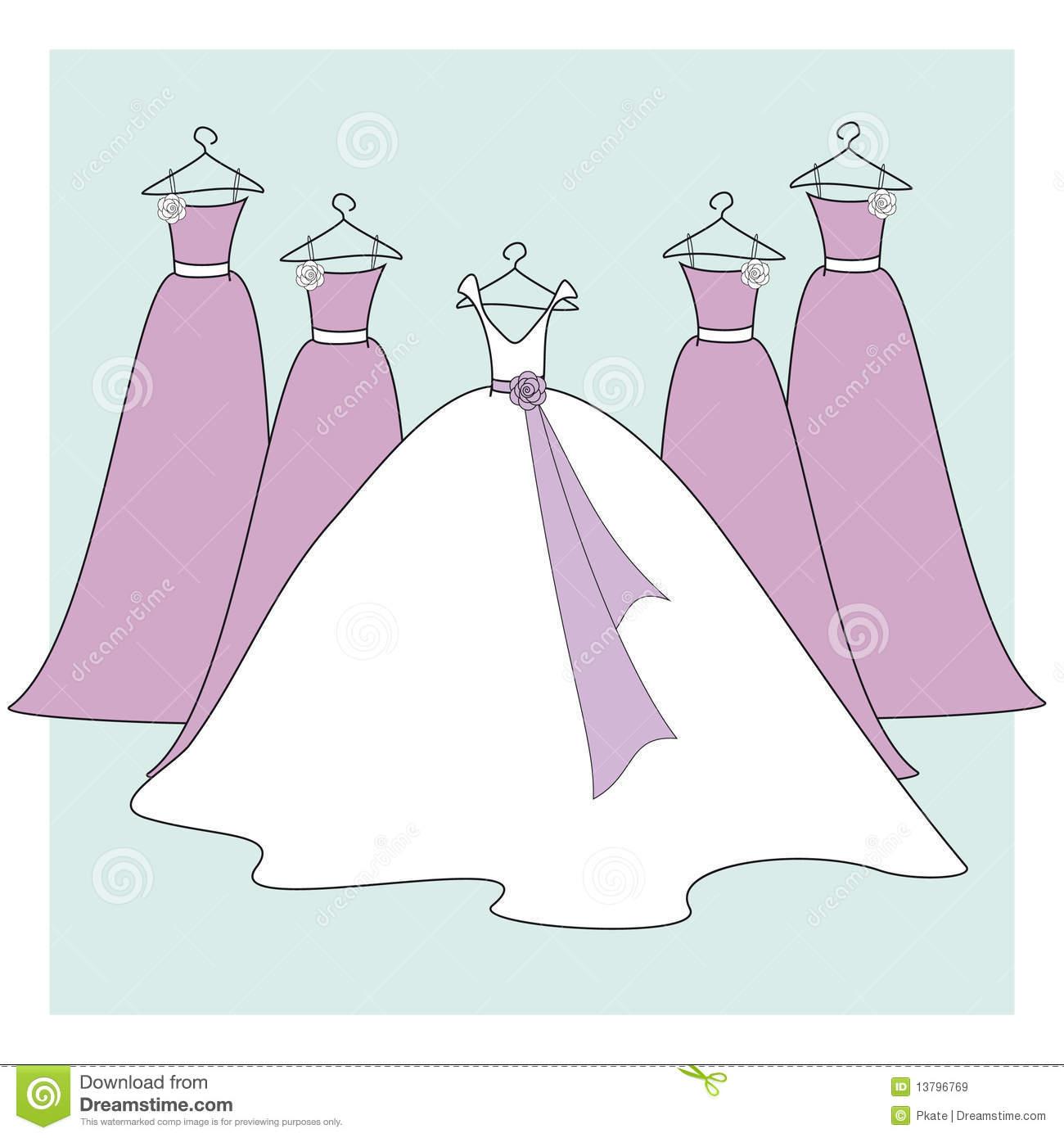bridesmaid.