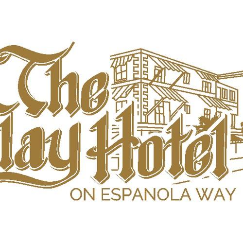 The Clay Hotel Logo.