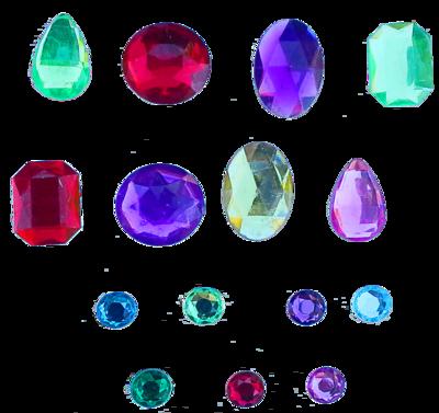 Gems PNG Image.