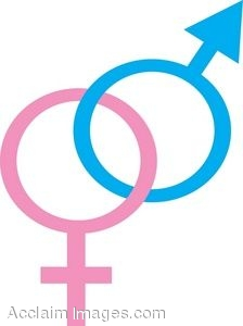 Gender Symbol Clipart.