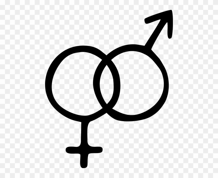Gender Equality Transparent Background Clipart (#756180.