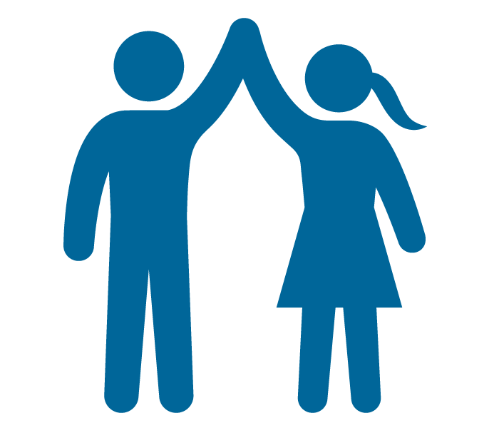 Gender Equality In Png Vector, Clipart, PSD.