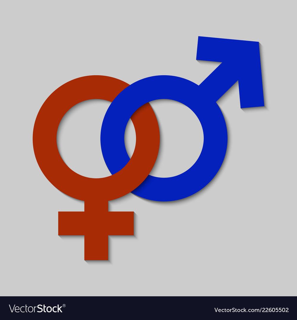 Gender symbol.