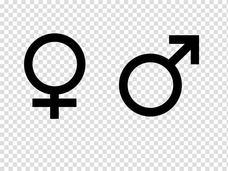 Gender symbol Female, ipad transparent background PNG.