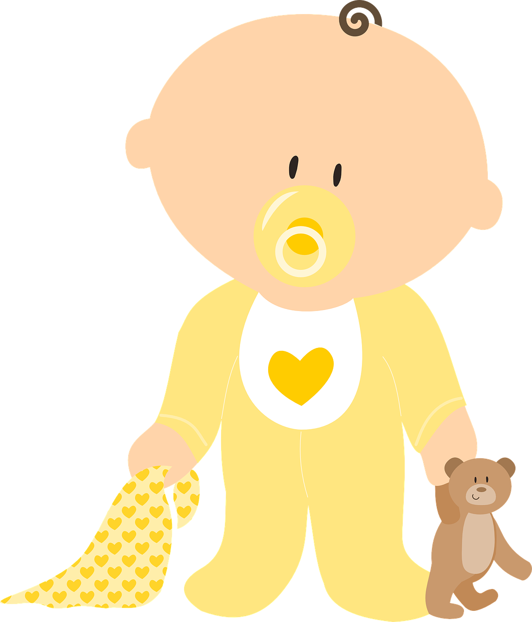 Gender neutral baby clipart clipart images gallery for free download.