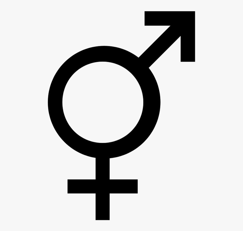 Gender Symbols Clipart.