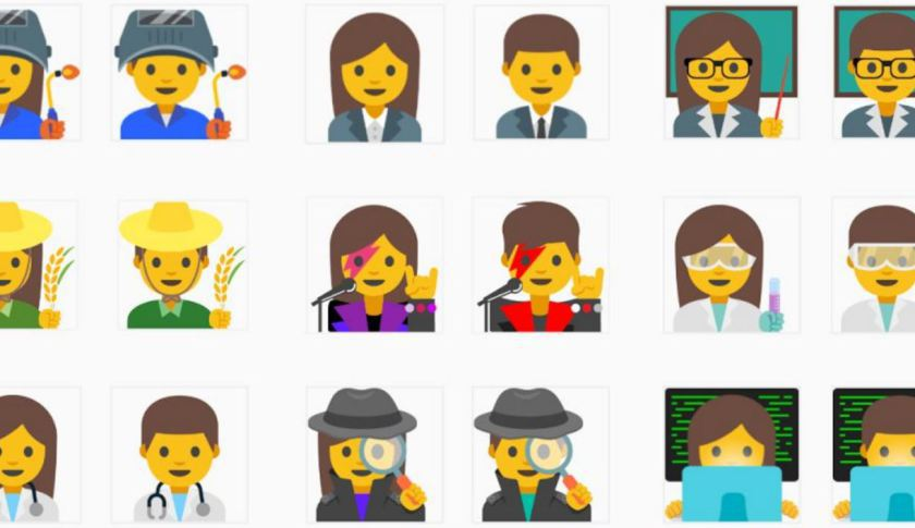 New Emojis Are Coming — And They're Bringing Gender Equality.