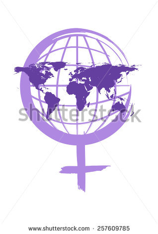 Womens Rights Stock Images, Royalty.