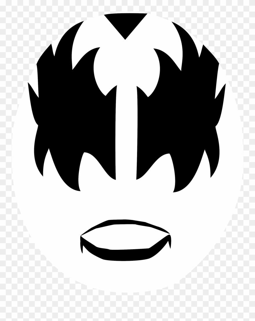 Tiger Face Stencil 21, Buy Clip Art.