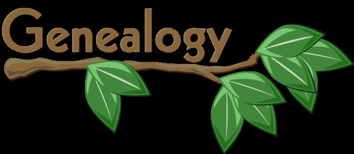 Free genealogy clip art.