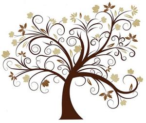Clipart Tree Std clip art.