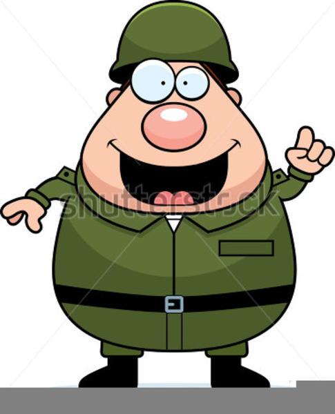 Army General Clipart.