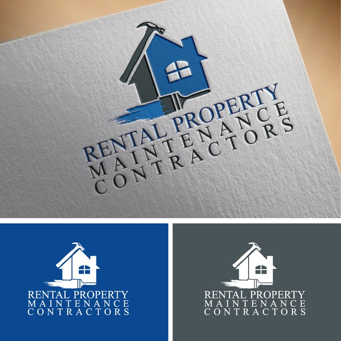 Logo design for startup general contractor.