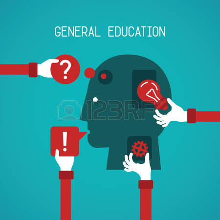 226 General Education Stock Vector Illustration And Royalty Free.