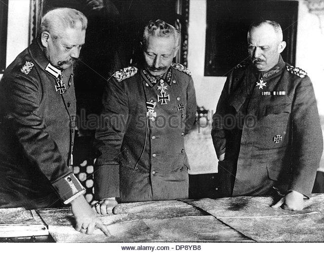 Paul Von Hindenburg 1847 1934 Stock Photos & Paul Von Hindenburg.