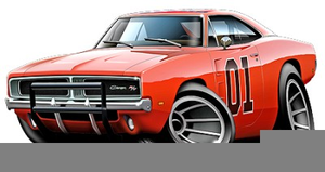 General Lee Clipart.