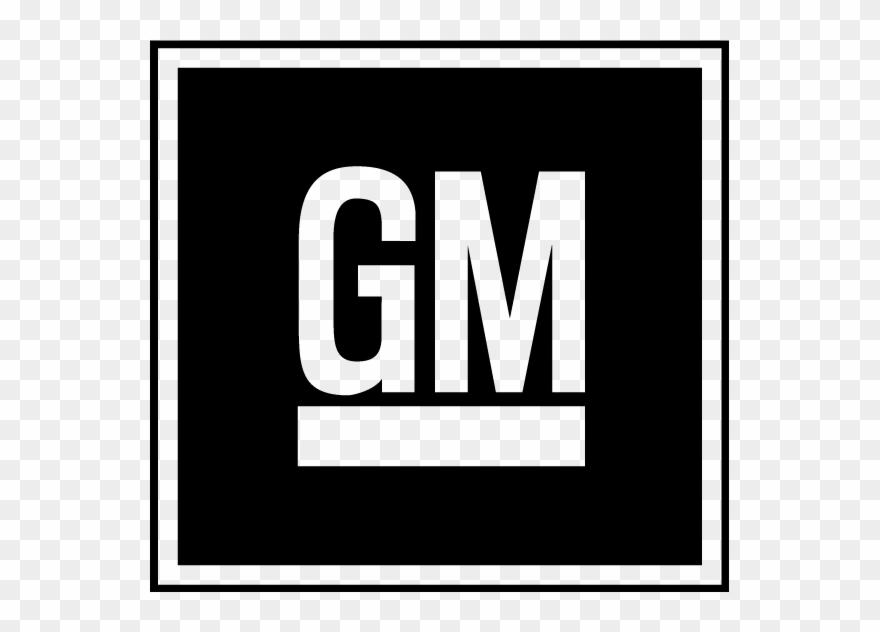 Free Vector Gm Logo.