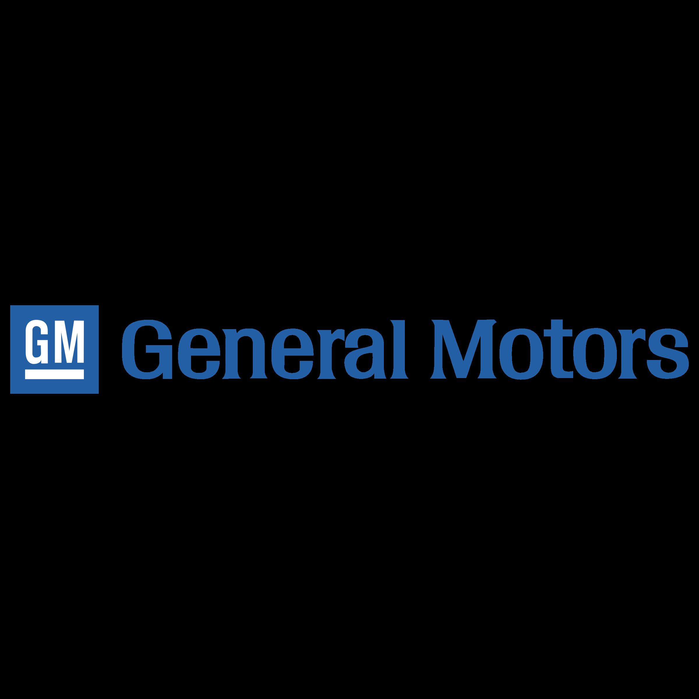General Motors Logo PNG Transparent & SVG Vector.