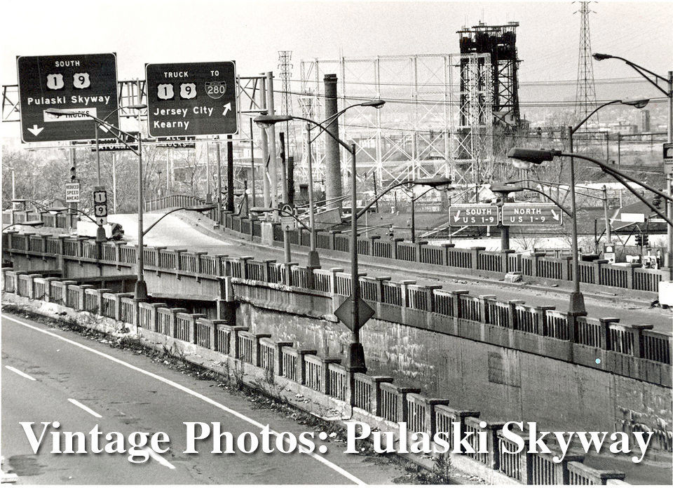 History of Pulaski Skyway: Once 'most beautiful' and always.