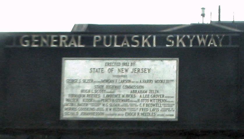 Pulaski Skyway.