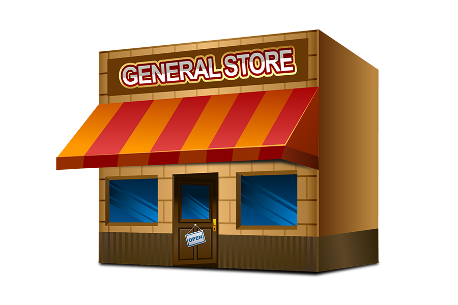 Similiar Grocery Store Building Clip Art Keywords.