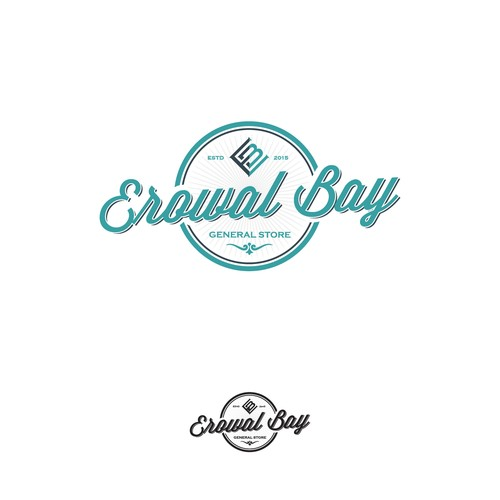 Create a logo for Erowal Bay General Store.